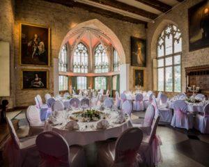 Hochzeit auf Schloss Marienburg