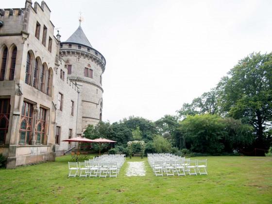 Freie Trauung Schloss Marienburg