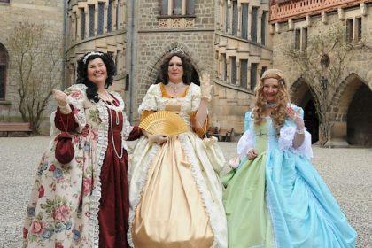 Kostümführung Schloss Marienburg