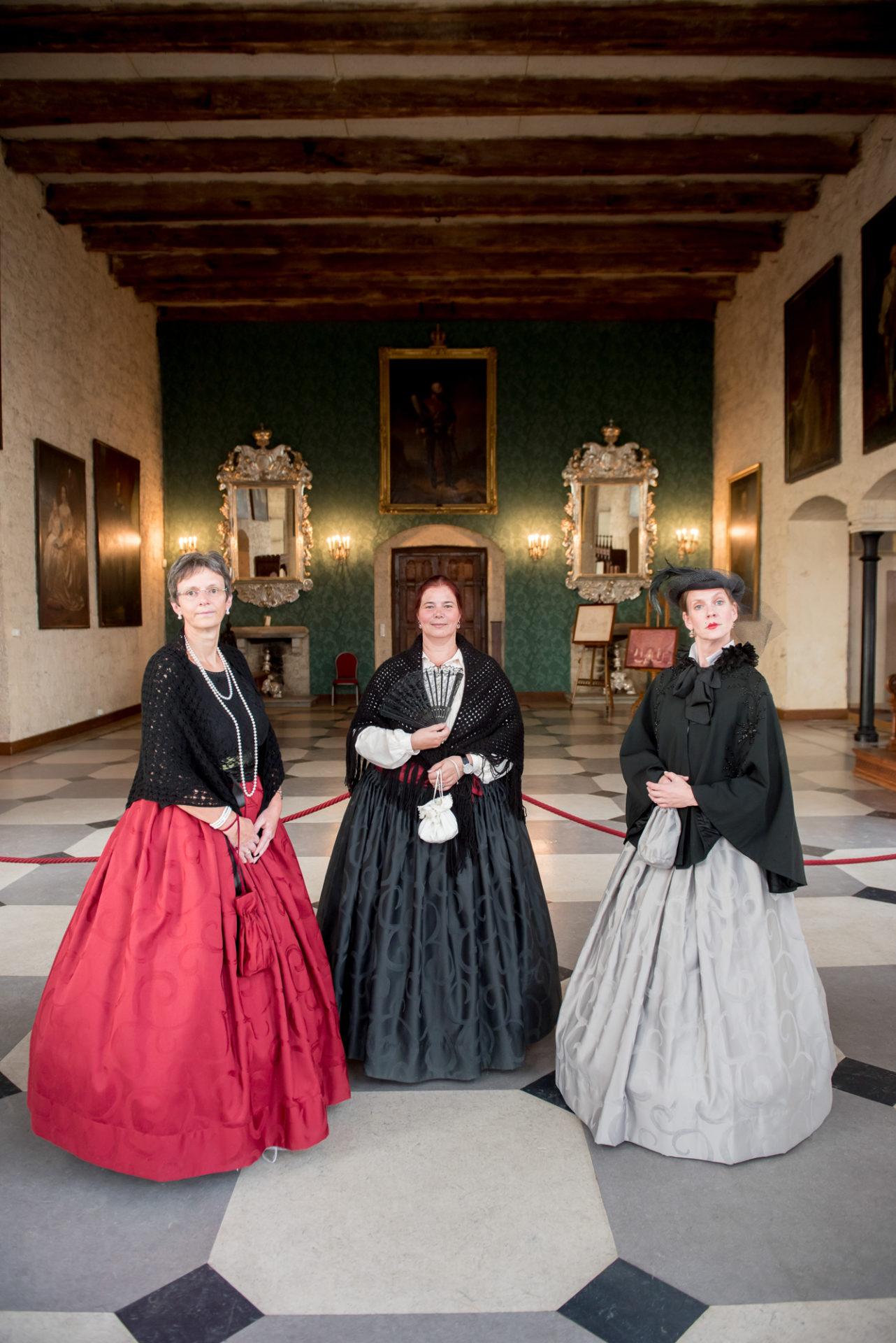 Führung Schloss Marienburg