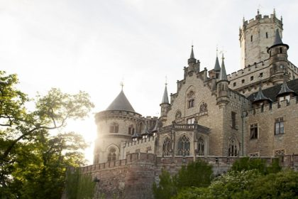 Geschichte unseres Landes: Schloss Marienburg