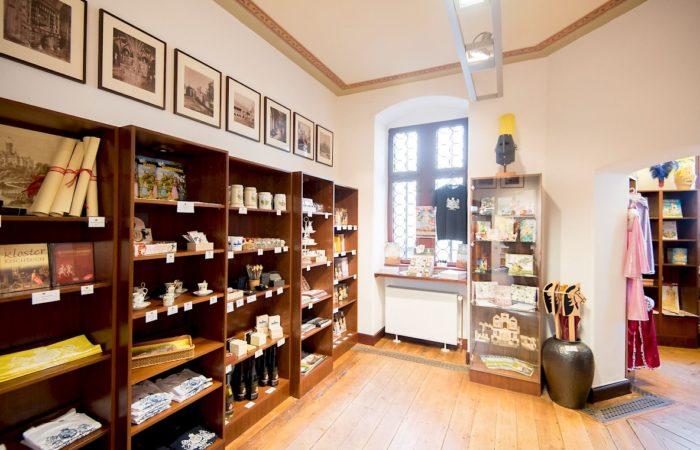 Shop im Schloss Marienburg