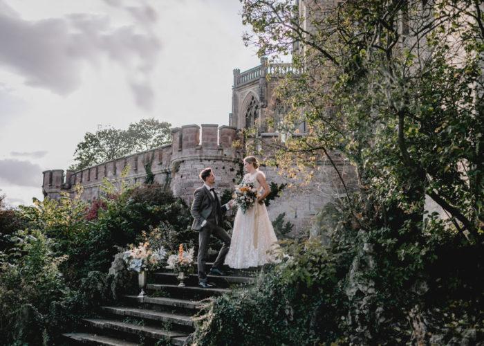 Hochzeit im Schloss Marienburg