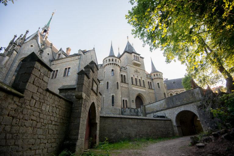 Schloss Marienburg Außenansicht