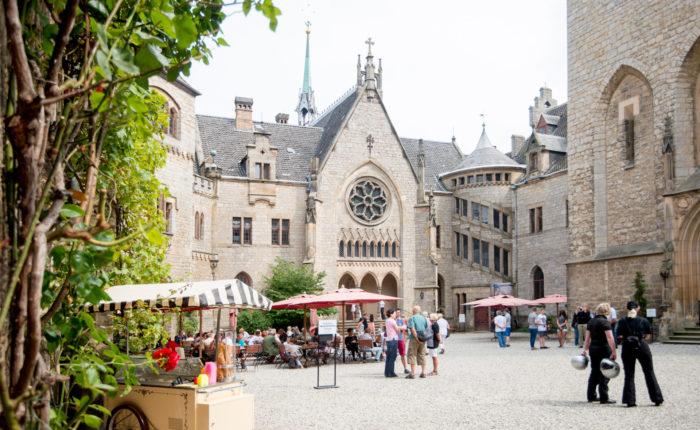 Sommerfest im Märchenschloss