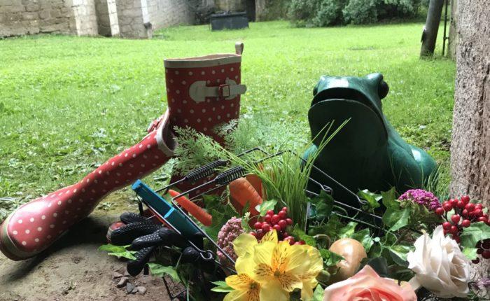 Ein märchenhafter Gartenbesuch