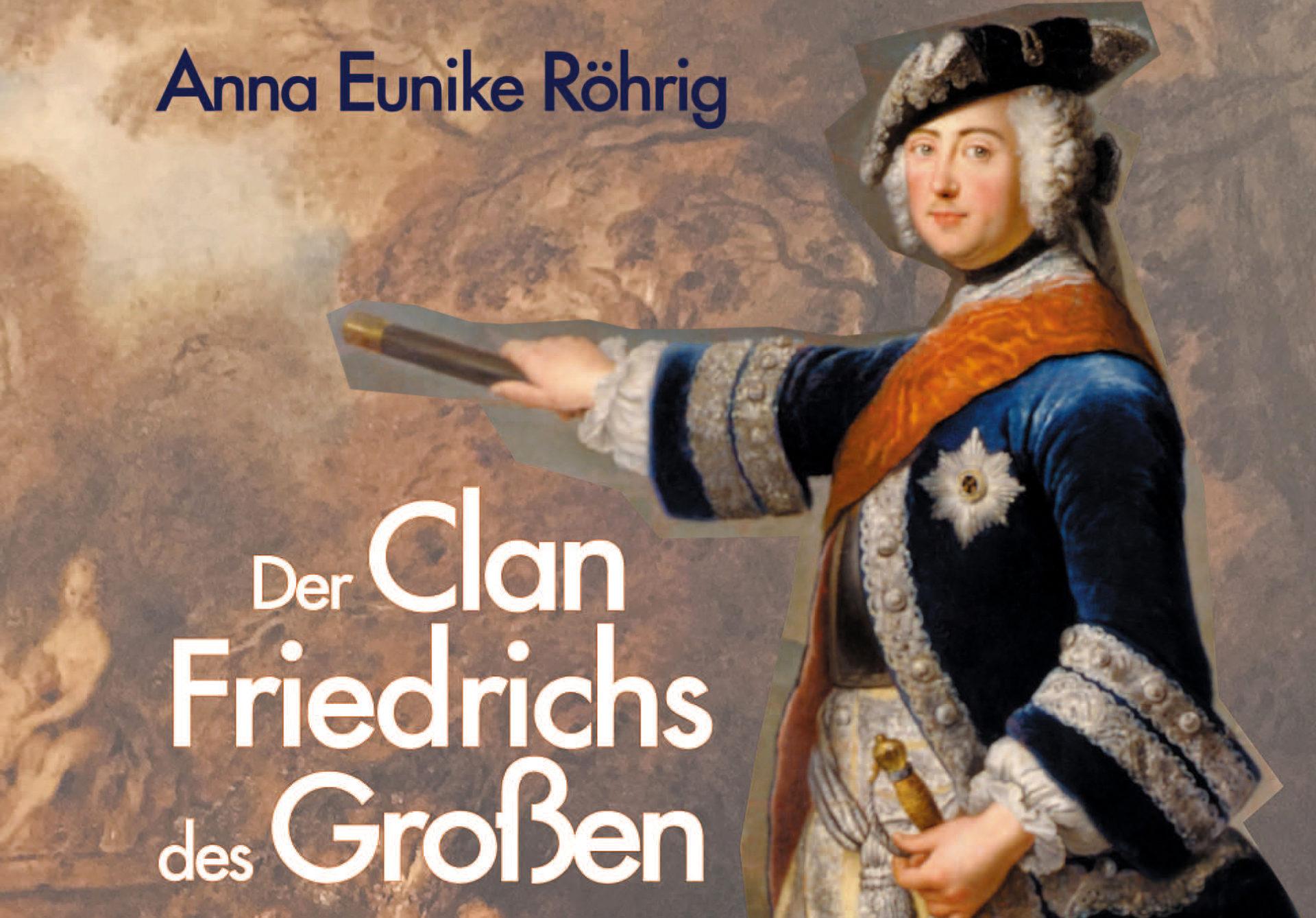 """Lesung """"Der Clan Friedrich des Großen"""""""